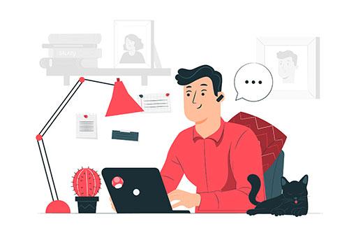 Rad od kuće – osvrt na nove poslovne trendove i psihološke posljedice koje su njima rezultirale